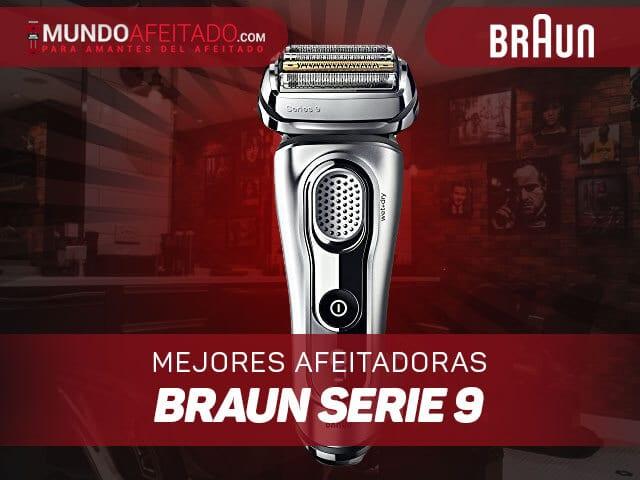 Mejores-afeitadoras-braun-serie-9