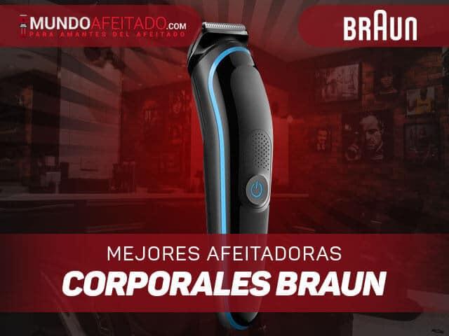 10 Mejores Afeitadoras Corporales Braun Top 10 De 2021