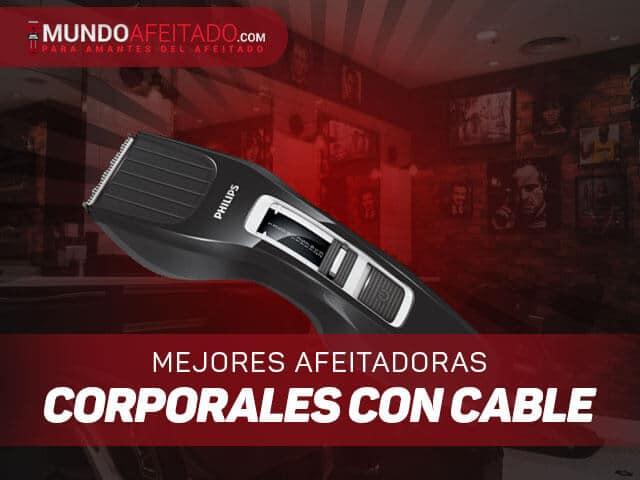 Mejores-afeitadoras-corporales-con-cable