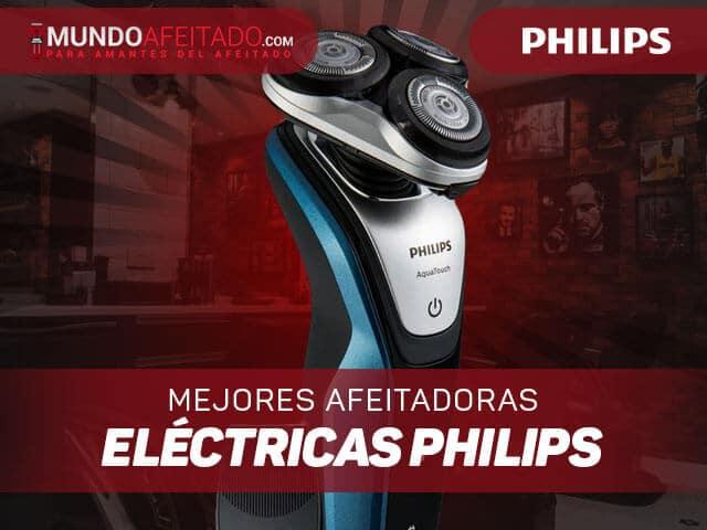 Mejores-afeitadoras-eléctricas-philips