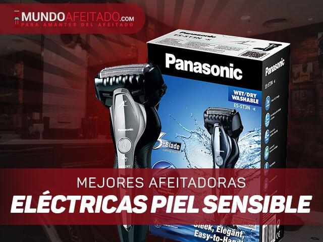 Mejores-afeitadoras-eléctricas-piel-sensible