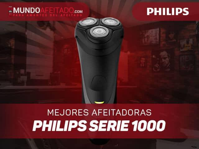 Mejores-afeitadoras-philips-serie-1000