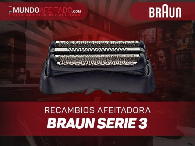 Recambios-Afeitadora-Braun-Serie-3