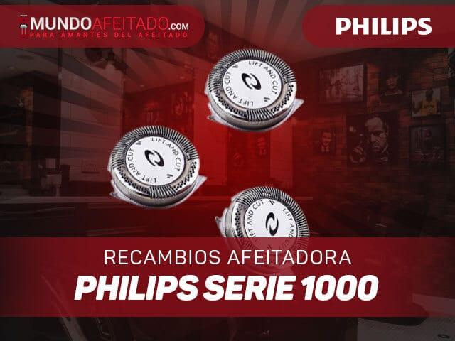 Recambios-Afeitadora-Philips-Serie-1000