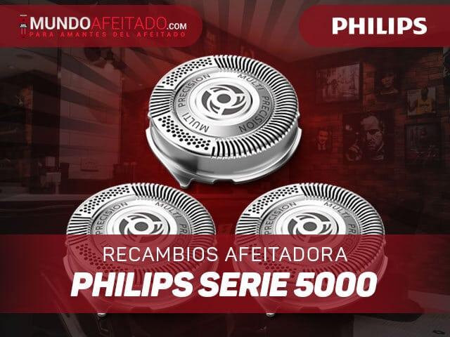 Recambios-Afeitadora-Philips-Serie-5000
